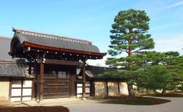 Bonsai Gaeden. At temple, Kyuto Japan Royalty Free Stock Images