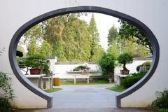 Bonsai Garden Royalty Free Stock Photos