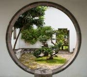 Bonsai ogród, Singapur Fotografia Royalty Free