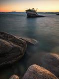 Bonsairots, Meer Tahoe royalty-vrije stock afbeelding