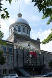Bonsecours Market Royalty Free Stock Photo