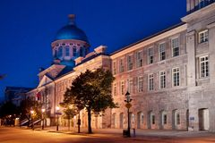 Bonsecours Market Stock Photos