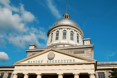 Bonsecours Market Stock Photography