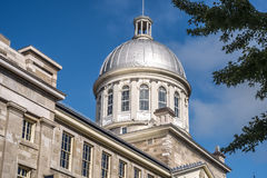 Bonsecours Market Dome Royalty Free Stock Image