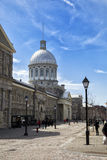 Bonsecours market in Montreal Canada Stock Photo