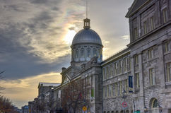 Bonsecours Market, Old Montreal, Quebec, Canada Royalty Free Stock Images