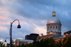 Bonsecours Market royalty free stock photography