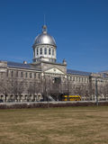Bonsecours Markt in Montreal Lizenzfreie Stockfotos