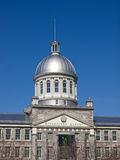 Bonsecours Markt in Montreal Lizenzfreies Stockbild