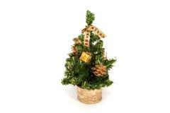 Bont-boom Kerstmis Royalty-vrije Stock Foto