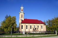 Bontesti village church Stock Images