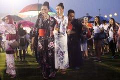 Bonu festiwal w Shah Alah na Wrześniu 5, 2015 Fotografia Royalty Free