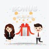 bonus royalty-vrije illustratie