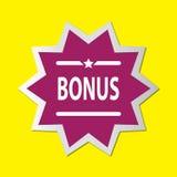 Bonus Stock Images