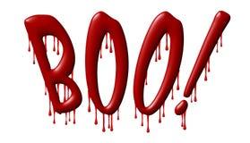BOO ! illustration de vecteur