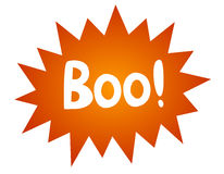 Boo stock photography