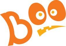 Boo Eyes Imagens de Stock Royalty Free