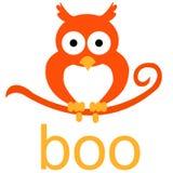Boo Halloween бесплатная иллюстрация