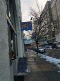 Downtown Spokane royalty free stock photography