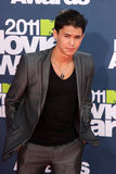 BooBoo Stewart. LOS ANGELES - JUN 5:  BooBoo Stewart arrivimg at the the 2011 MTV Movie Awards at Gibson Ampitheatre on June 5, 2011 in Los Angeles, CA Royalty Free Stock Photo