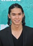 BooBoo Stewart. At the 2012 MTV Movie Awards at Universal Studios, Hollywood. June 4, 2012  Los Angeles, CA Picture: Paul Smith / Featureflash Royalty Free Stock Image
