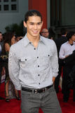 """BooBoo Stewart. LOS ANGELES - JUL 17:  Booboo Stewart arrives at the """"Step Up Revolution"""" Premiere at Graumans Chinese Theater on July 17, 2012 in Los Angeles Stock Image"""