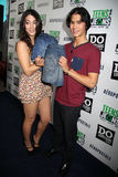 BooBoo Stewart, Fivel Stewart. Fivel Stewart, BooBoo Stewart  at the 5th Annual Teens For Jeans, Palihouse, West Hollywood, CA 01-10-12 Royalty Free Stock Photos