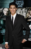 Booboo Stewart. At the Los Angeles premiere of 'Unknown' held at the Mann Village Theatre in Westwood on February 16, 2011 Stock Image
