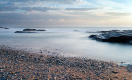Booby's Bay in Cornwall Royalty Free Stock Photography