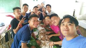 Boodle Fight stock photos