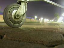 Boodschappenwagentje Stock Afbeelding