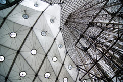 Boog DE defense, Parijs, Frankrijk, Reis, de bouw, s Stock Foto's