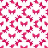 Boog naadloos patroon Vector illustratie Royalty-vrije Stock Foto