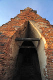 Boog van Thaise Architectuur Royalty-vrije Stock Afbeelding