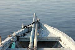 Boog van vissersboot Stock Afbeelding