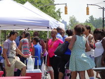 Boogie On The Boulevard June 2016 60 Royalty Free Stock Photo