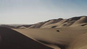 Boogie in het midden van de woestijn royalty-vrije stock afbeeldingen