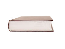 Book. On a white background Royalty Free Stock Photos