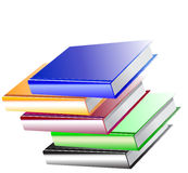 Book. Bisiness abstract learn library paper arhive Stock Photos