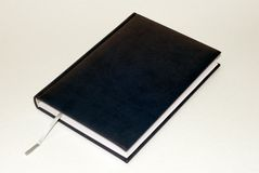 Book. A book on white in different views Stock Photography