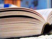Book. Close up Stock Photo