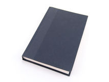Book. Hard cover book isolated on white background Stock Images