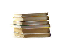 Book. The book isolated on a white background Stock Photography