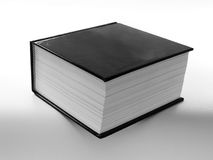 Book. Hardback book Royalty Free Stock Image