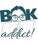 Book Addict Illustration Royalty Free Stock Image