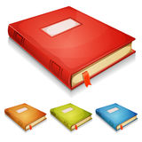 Book Album Set Royalty Free Stock Image