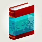Book Aquarium Royalty Free Stock Image