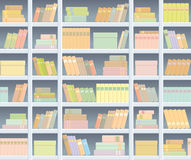 Book background Stock Photos