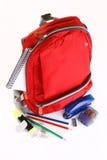 Book bag Stock Photography