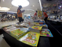 Book bazaar Stock Images